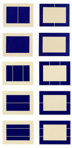 Donald Judd - Untitled (S.# 167-176)