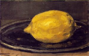 Edouard Manet - The Lemon