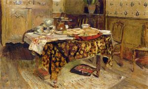 Jean Edouard Vuillard - The Table Setting