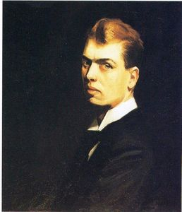 Edward Hopper - Self-Portrait