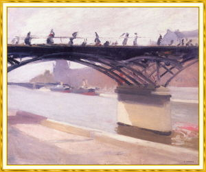 Edward Hopper - The Bridge Of Art