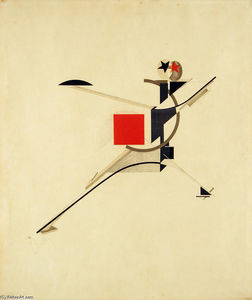 El Lissitzky - New Man