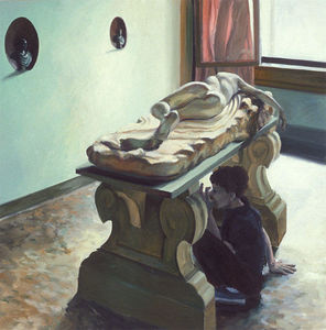 Eric Fischl - The Sheer Weight of History