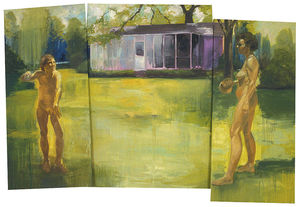 Eric Fischl - Growing up in the Company of Women III
