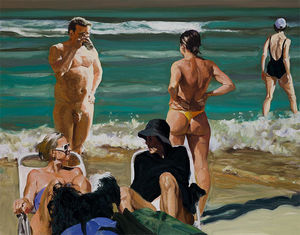 Eric Fischl - Scenes From Late Paradise The Drink