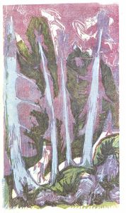 Ernst Ludwig Kirchner - Firs