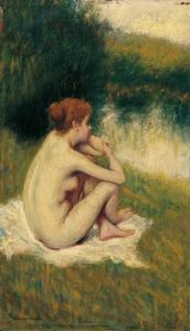 Federico Zandomeneghi - After Bath