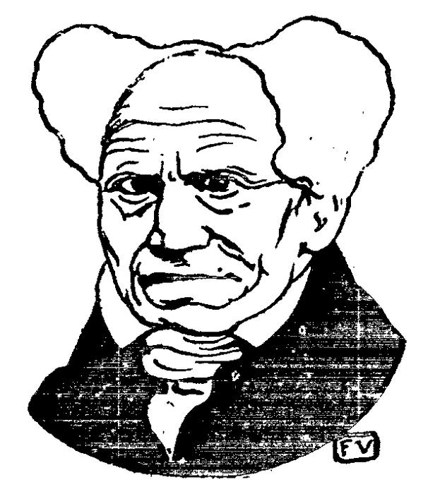 a look at german philosopher schopenhauers stereotyping of all humans After all, the german philosopher arthur schopenhauer lived alone  of mankind,  wrote schopenhauer in his essay on human nature, if there were no dogs  into whose honest faces he can look without distrust  beyond the stereotypes,  there is an unsuspected festive culture in office life in germany.
