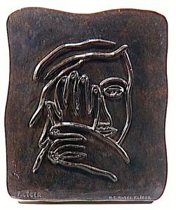 Fernand Leger - The Face (Face and Hands)