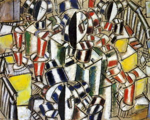 Fernand Leger - Staircase 19