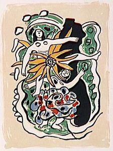 Fernand Leger - -The album --Circus--- (25)