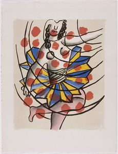 Fernand Leger - -The album --Circus--- (27)