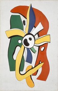 Fernand Leger - The star
