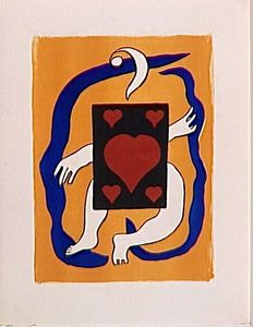 Fernand Leger - -The album --Circus--- (51)