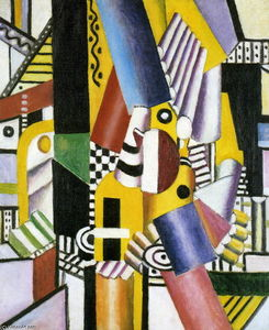 Fernand Leger - The Stove