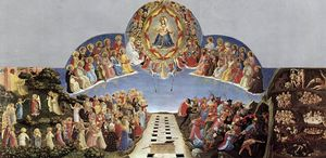 Fra Angelico - Last Judgment