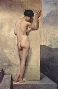 Francesco Hayez - Female nude