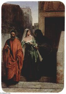 Francesco Hayez - Venetian women