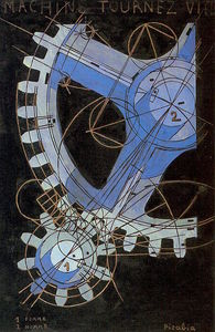 Francis Picabia - Machine Turn Quickly