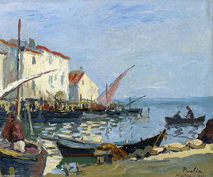 Francis Picabia - The Martigues