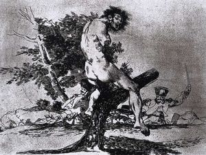 Francisco De Goya - This is worse