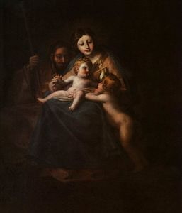 Francisco De Goya - The Holy Family