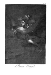 Francisco De Goya - Farewell