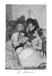 Francisco De Goya - The lineage
