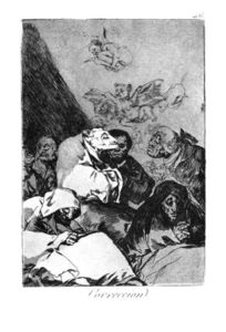 Francisco De Goya - Correction