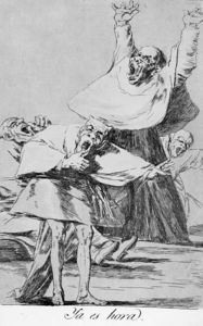 Francisco De Goya - It is Time