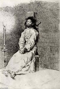 Francisco De Goya - Stiffened