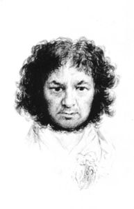 Francisco De Goya - Self Portrait