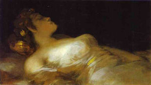Francisco De Goya - Sleep