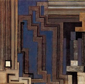 Frantisek Kupka - Two grays I