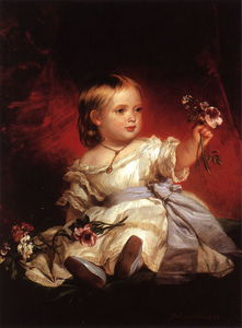 Franz Xaver Winterhalter - Victoria, Princess Royal