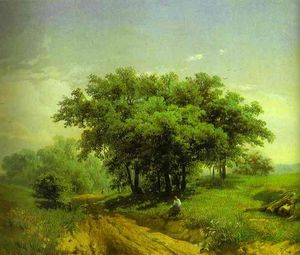 Fyodor Alexandrovich Vasilyev - Hot Summer Day