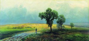 Fyodor Alexandrovich Vasilyev - After a Heavy Rain