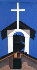 Georgia O-keeffe - Church Steeple