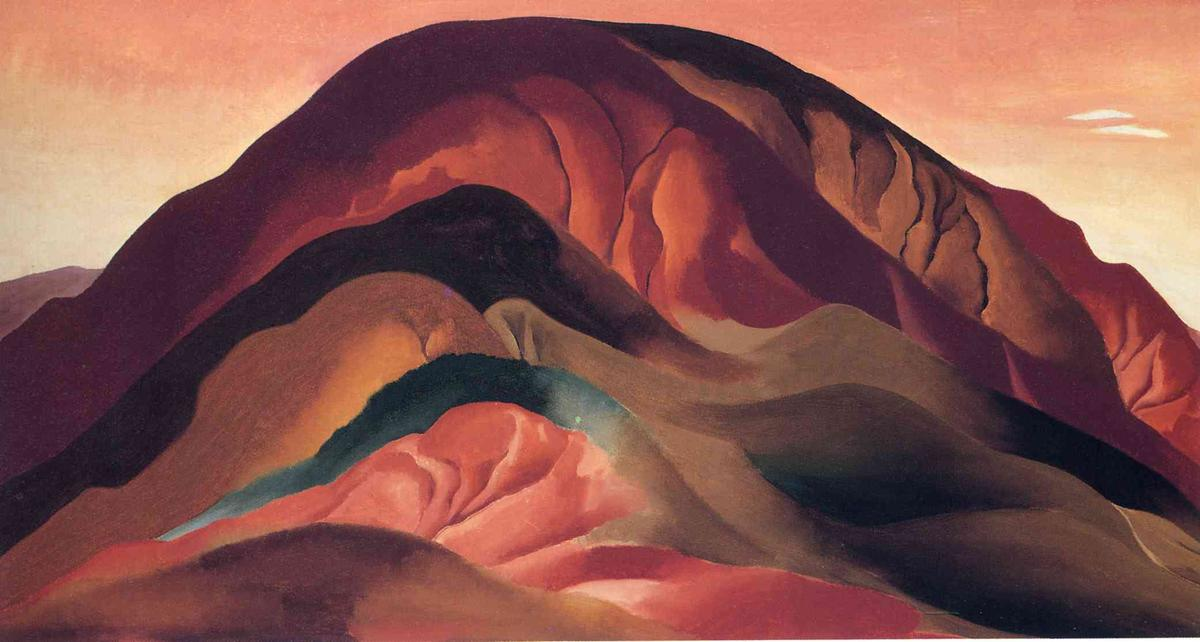 Georgia O'Keeffe – Mother of American Modernism
