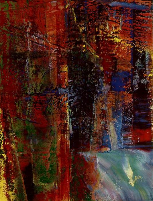 Dark, 1968 by Gerhard Richter | Museum Quality Reproductions | WahooArt.com
