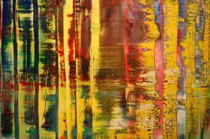 Gerhard Richter - Abstract Painting 780-1