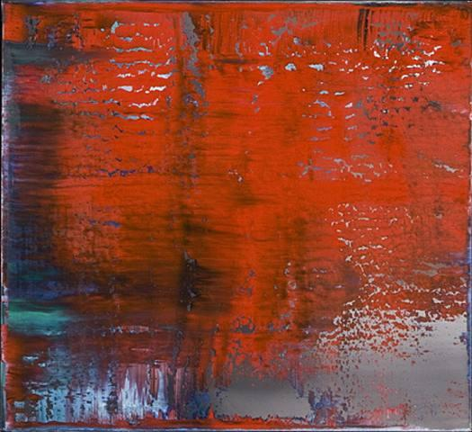 Abstract Painting 805-4 by Gerhard Richter | Oil Painting | WahooArt.com