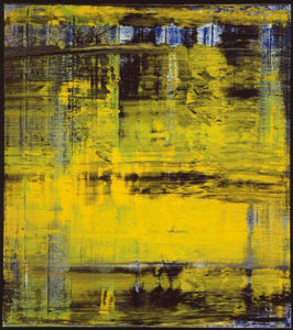 Gerhard Richter - Abstract Painting No. 809-3