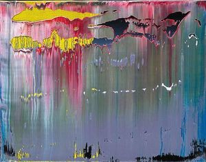 Gerhard Richter - Abstract Picture