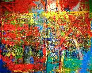Gerhard Richter - Mediation