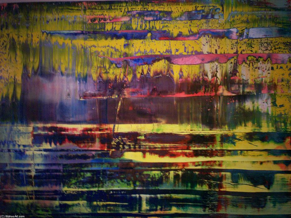 Wallace Bournes by Gerhard Richter