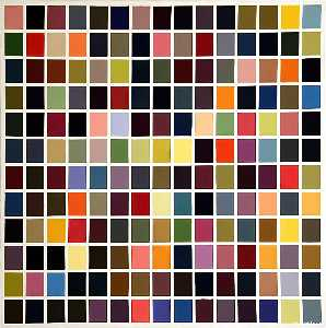 Gerhard Richter - 180 Colors