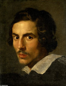 Gian Lorenzo Bernini - Self Portrait as a Young Man