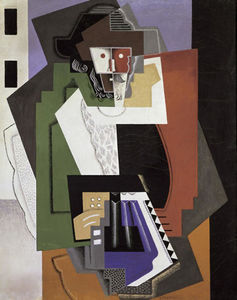 Gino Severini - The Accordion Player