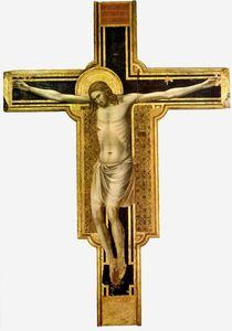 Giotto Di Bondone - The Crucifixion